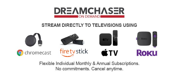 Watching Dream Chaser On Demand on your television is a tranquil and relaxing experience. Click Here to learn more.